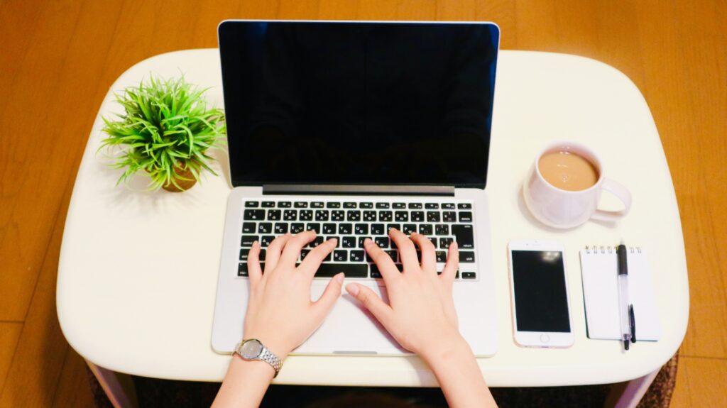 サイト売買の体験記|ブログサイトを運営している画像